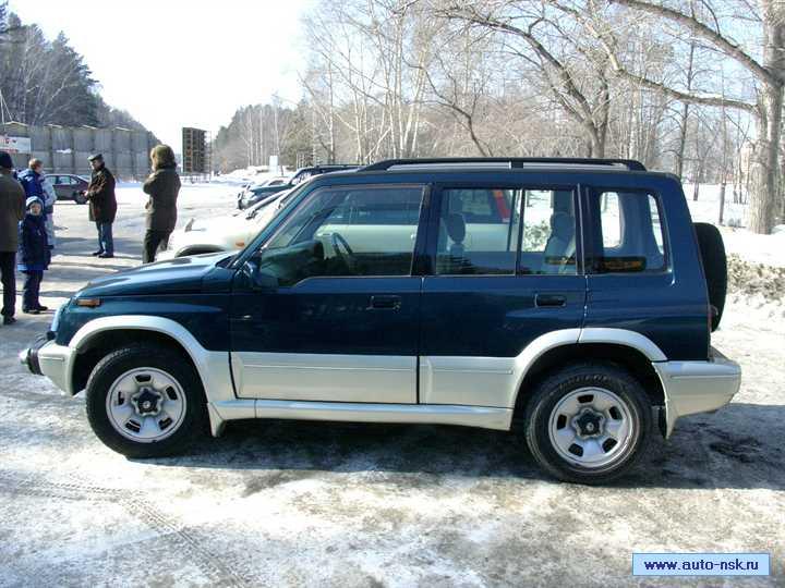 Mazda Levante / Suzuki Escudo :: FXCar - современный автосервис