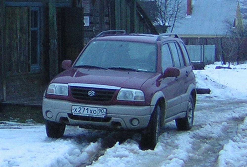 FX Car - официальный автосервис клуба Сузуки